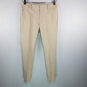 LOFT Outlet modern skinny ankle career tan trouser